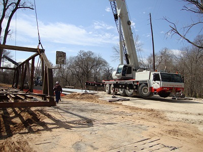 Precinct 2 Bridge Replacement